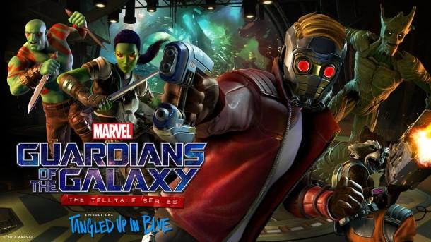 Объявлена дата выхода Marvel's Guardians of the Galaxy Marvel's Guardians of the Galaxy