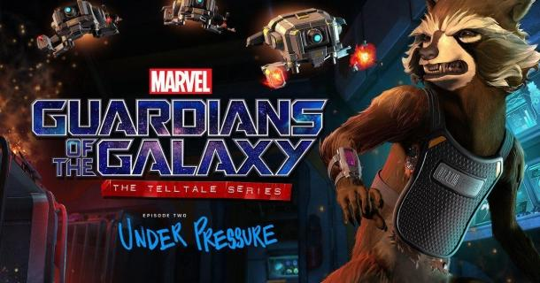 Трейлер второго эпизода Marvel's Guardians of the Galaxy Marvel's Guardians of the Galaxy